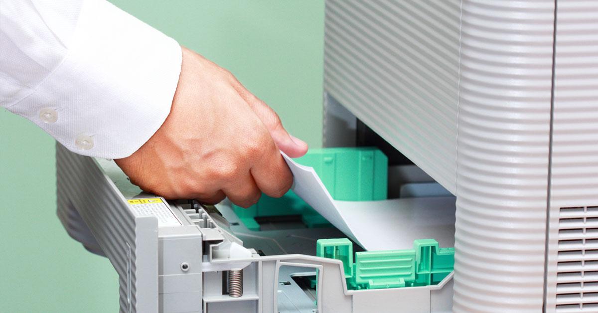 Como o outsourcing de impressão reduz custos na sua empresa?